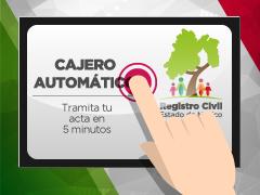 Inicio Dirección General Del Registro Civil